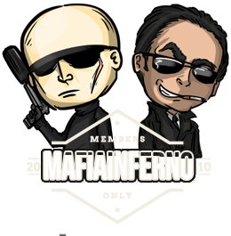 Mafia Inferno Game Members Only bodyguards protection