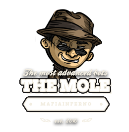 Mafia Inferno Game Most advanced mafia bots anywhere the moles.